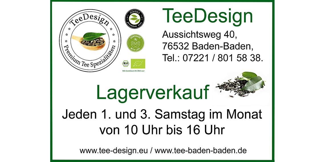 Lagerverkauf TeeDesign