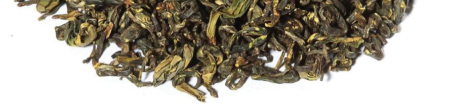 Grüner Tee Raritäten China