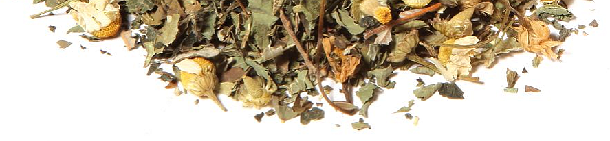 Kräuter Tee Mischungen