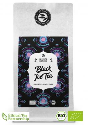 Black Ice Tea, Schwarzer Eistee