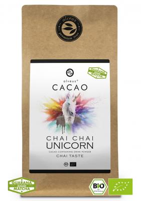 Cacao Chai Chai Unicorn BIO Kakao