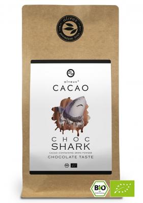 Cacao Choc Shark BIO Kakao