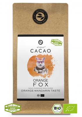 Cacao Orange Fox BIO Kakao
