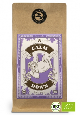Calm Down Herbal BIO Kräutertee