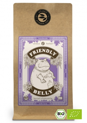 Friendly Belly Herbal BIO Kräutertee