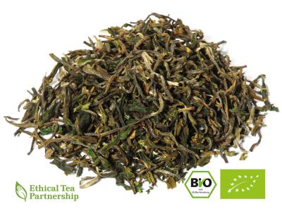 Grüner Tee CHINA HUANGSHAN MAO FENG: LAN XIANG ORGANIC BIO von alveus® Rarities bei tee-design.eu im Online-Shop kaufen.