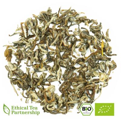 Grüner Tee CHINA JASMIN QUCHA IMPERIAL ORGANIC BIO von alveus® Rarities bei tee-design.eu im Online-Shop kaufen.