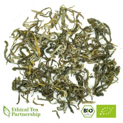 Grüner Tee CHINA PI LOU CHUN SPRING BEAUTY ORGANIC BIO von alveus® Rarities bei tee-design.eu im Online-Shop kaufen.