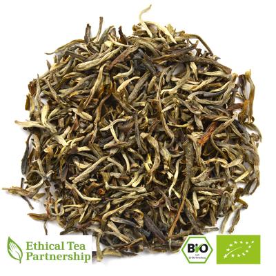 Grüner Tee CHINA WHITE MONKEY 1ST GRADE DELUXE ORGANIC BIO von alveus® Rarities bei tee-design.eu im Online-Shop kaufen.