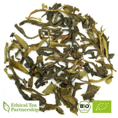 Grüner Tee in der Dose, Green Heavens Scent BIO von alveus® Rarities bei tee-design.eu im Online-Shop kaufen.