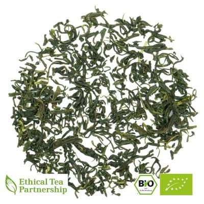 Grüner Tee SOUTH KOREA WOOJEON GREEN ORGANIC BIO von alveus® Rarities bei tee-design.eu im Online-Shop kaufen.