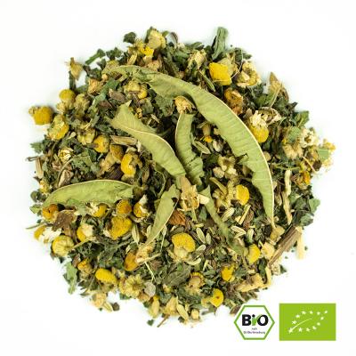 Kräuter Tee Bon Appetit BIO aus kontrolliert biologischem Anbau von alveus® bei tee-design.eu.