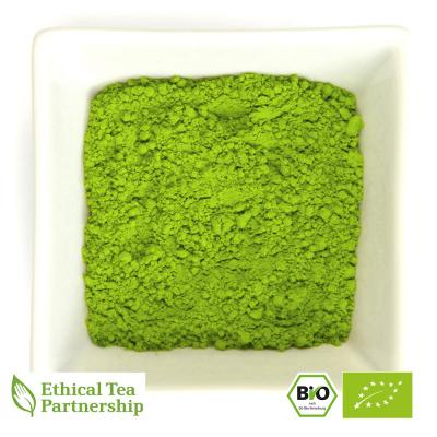 Matcha Tee in der Dose, JAPAN MATCHA DELUXE BIO von alveus® Rarities bei tee-design.eu im Online-Shop kaufen.