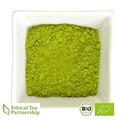 Matcha Tee in der Dose, JAPAN BEGINNER'S MATCHA BIO von alveus® Rarities bei tee-design.eu im Online-Shop kaufen.