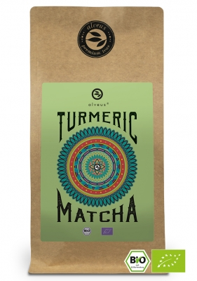 Matcha Turmeric BIO Kurkuma Tee
