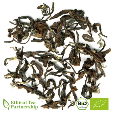 Oolong Tee FORMOSA ORIENTAL BEAUTY SUPERIOR ORGANIC BIO von alveus® Rarities bei tee-design.eu im Online-Shop kaufen.