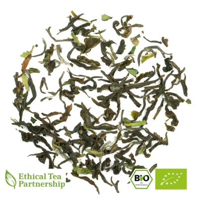 DARJEELING FTGFOP 1 PHUGURI (KINGS VALLEY) FIRST FLUSH ORGANIC BIO