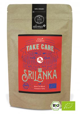 Soul of Sri Lanka ORGANIC BIO für das Charity Projekt Stiffung Hellabeem von alveus® bei tee-design.eu im Online-Shop kaufen.