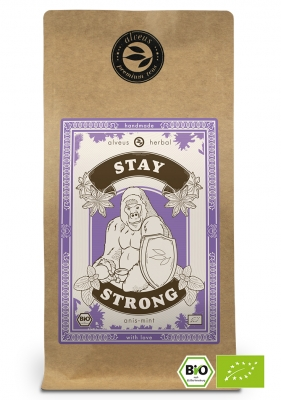 Stay Strong Herbal BIO Kräutertee