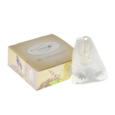 TOSSIT Japan Teebeutel mit Kordelverschluss