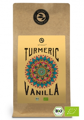 Vanilla Turmeric BIO Kurkuma Tee