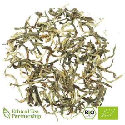 Weißer Tee NEPAL HIMALAYAN SNOW MOUNTAIN ORGANIC BIO von alveus® Rarities bei tee-design.eu im Online-Shop kaufen.